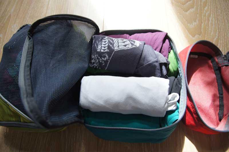 Packing cubes kopen