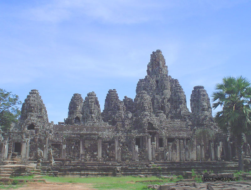 cambodja backpacken