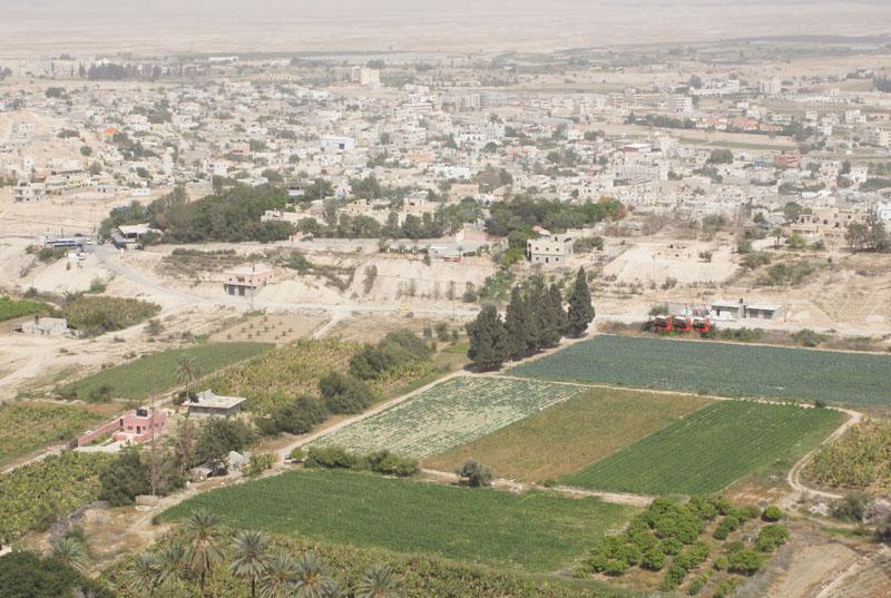 backpacken palestijnse gebieden