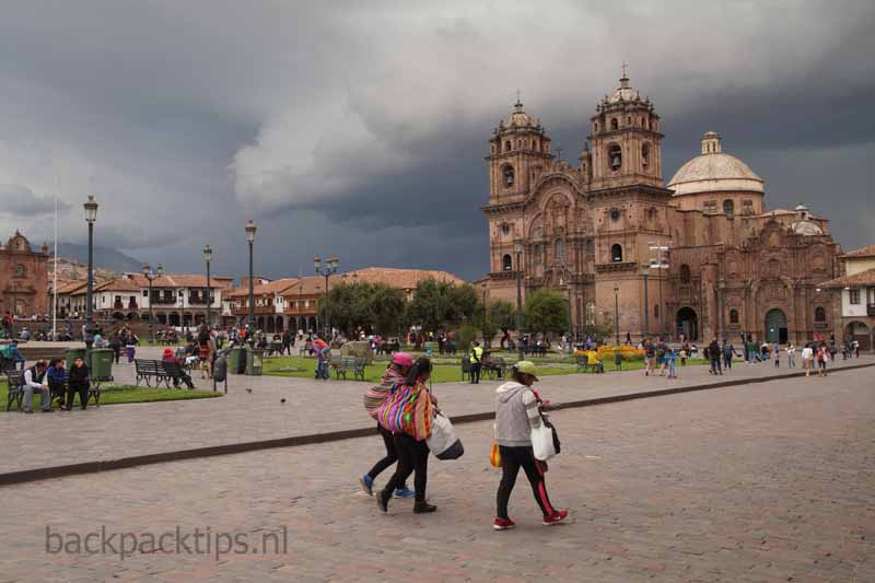 backpacken peru