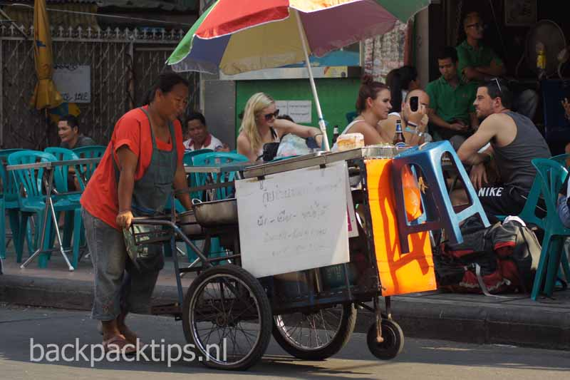 backpacken thailand