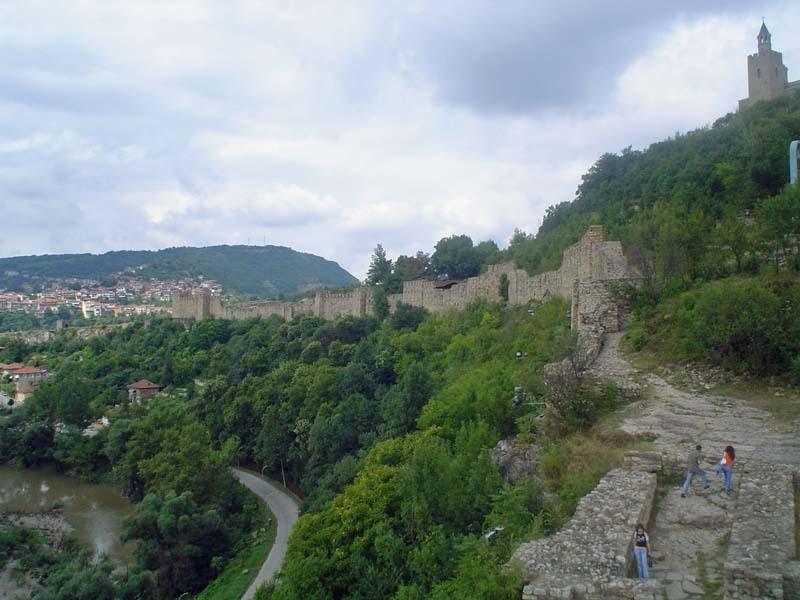 backpacken Balkan