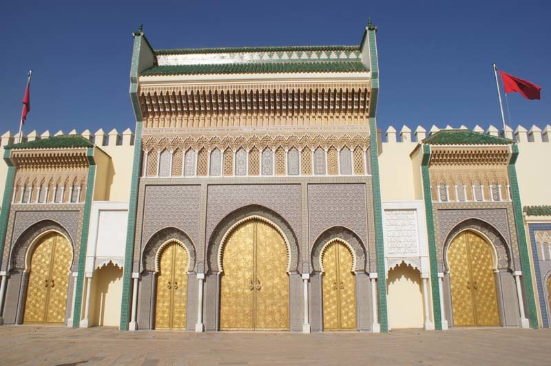 backpacken marokko