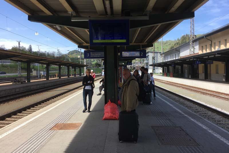 backpacken oostenrijk